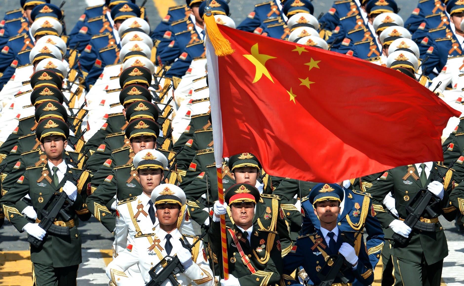 Image result for IMAGES OF CHINA ARMY