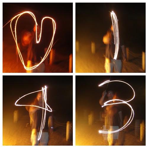 1-4-3: I love you!