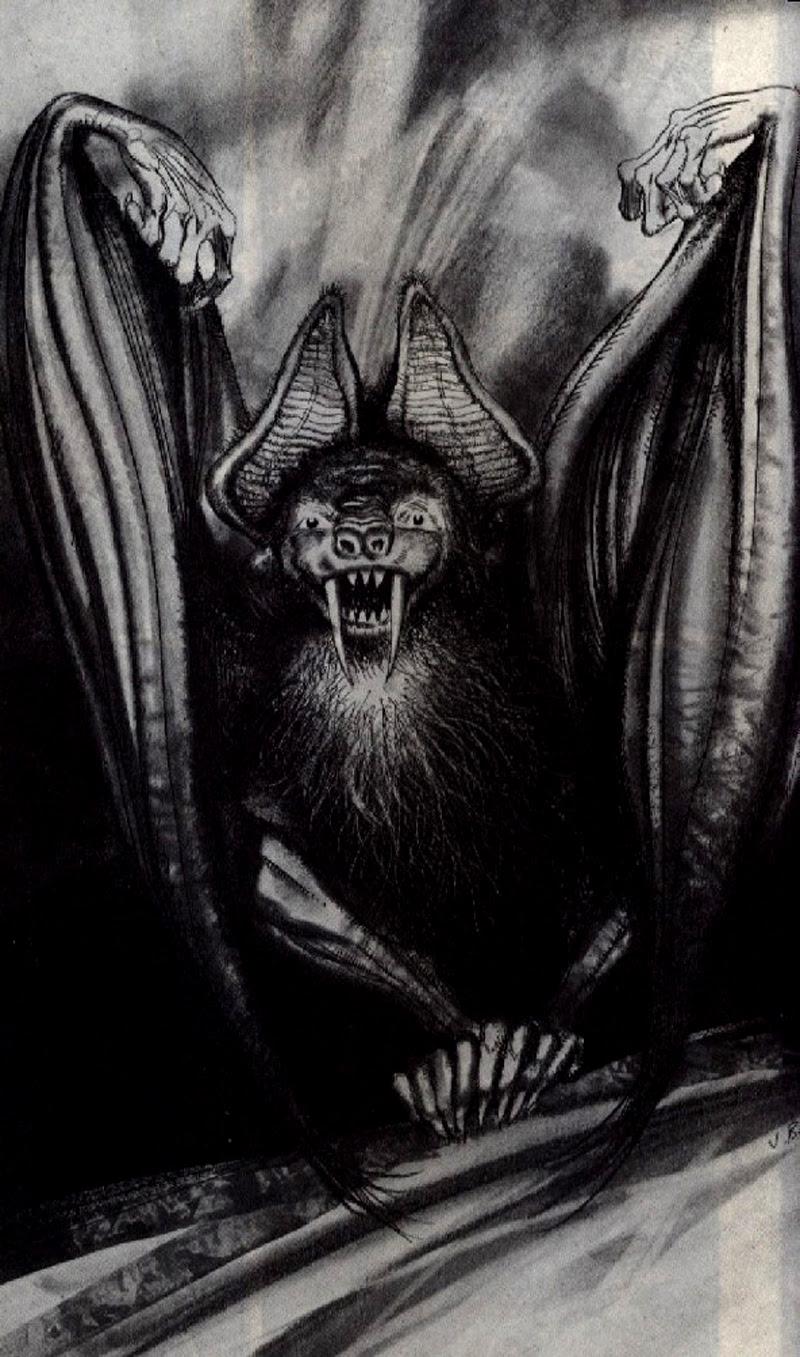 Josep M. Beá - Lovecraft Monster Gallery - 20