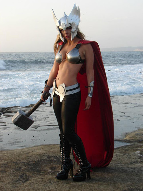 http://geekxgirls.com/images/ladythor/lady_thor_cosplay_08.jpg