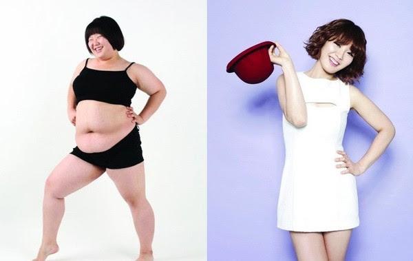 Chỉ với công thức nước detox này, cô nàng béo phì Hàn Quốc giảm được hẳn 50kg! - Ảnh 1.