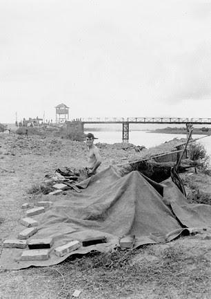 Cam Le Bridge - 1969