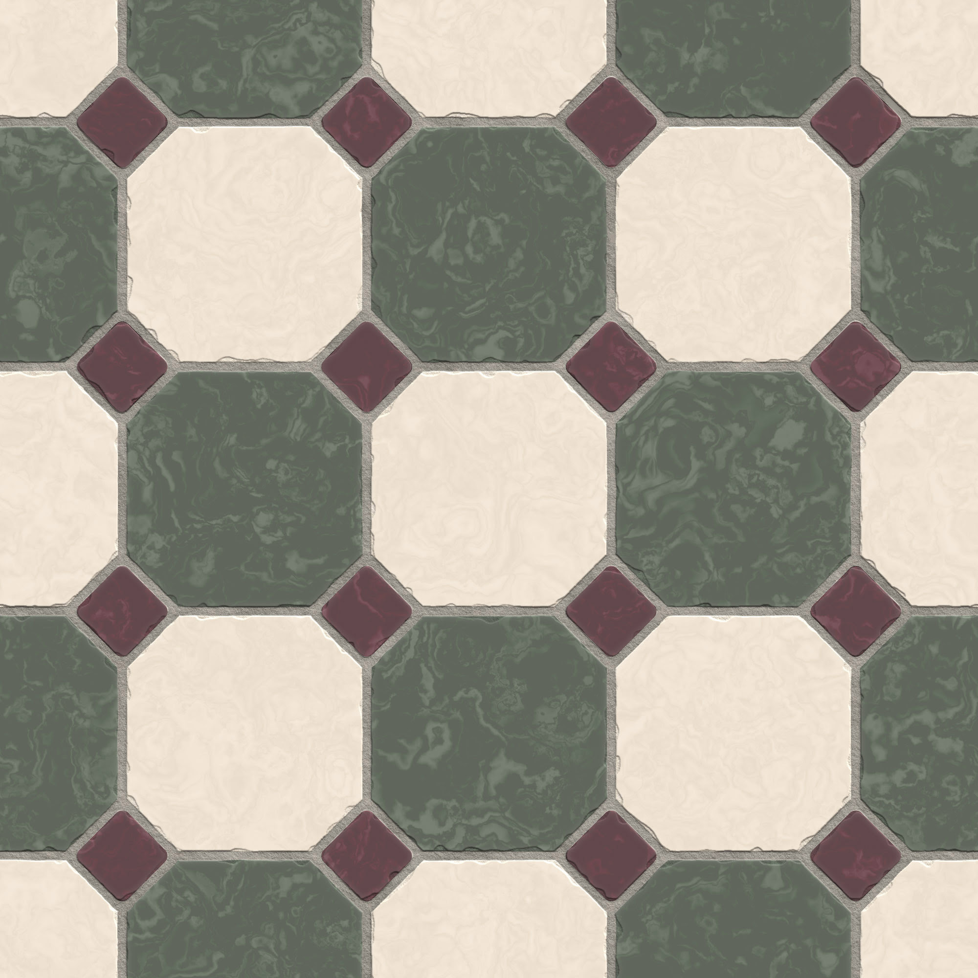 Seamless patterned floor tile background texture | www ...