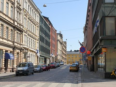 Street of Helsinki