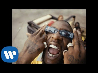 [Video] Burna Boy _ Pull Up