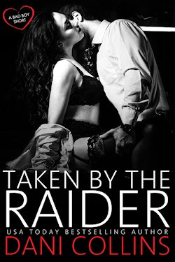 [cover:Taken By The Raider]