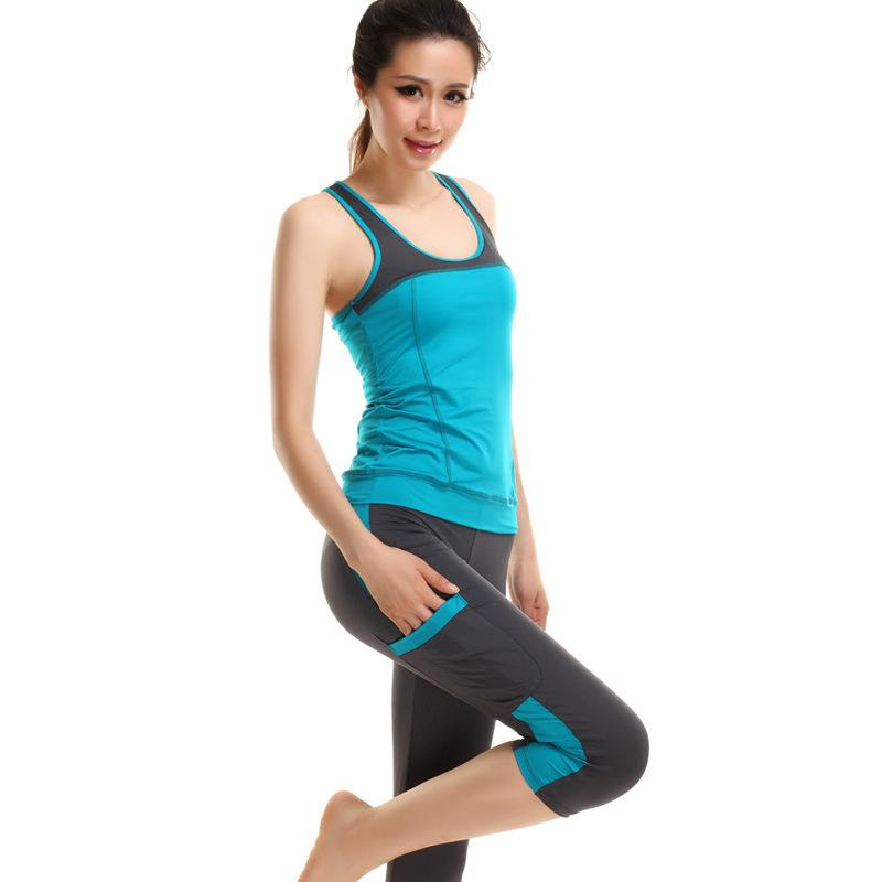 yoga wear gym workout clothes fitness clothing for women