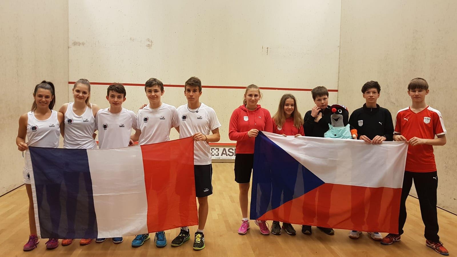 France Rép Tchèque U15