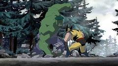 Hulk vs Wolverine 16