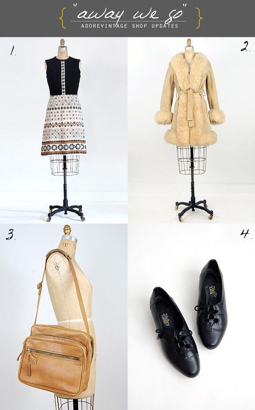 Adorevintage.com Clothing Shop updates