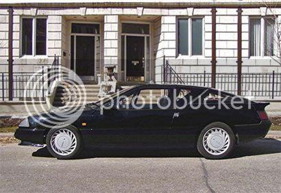 1991 Renault Alpine GTA