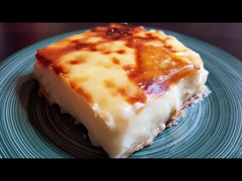 Καταπληκτική Γαλατόπιτα (Βίντεο)