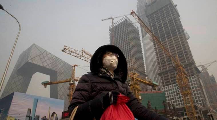 China cities failed air quality targets