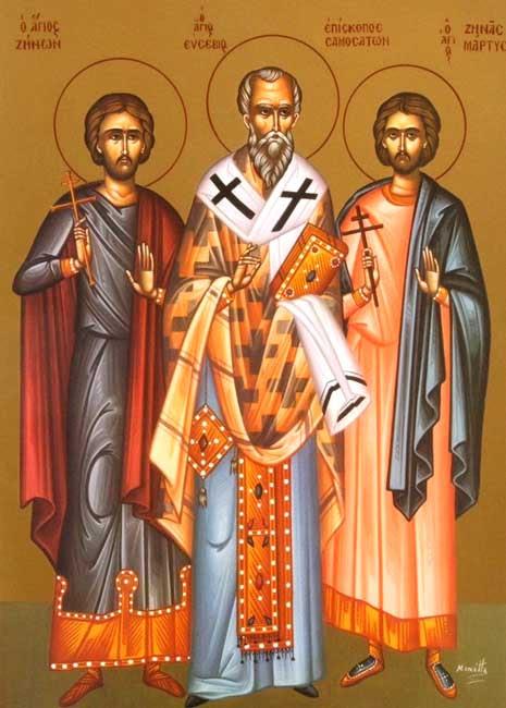 IMG ST. ZENAS, Martyr