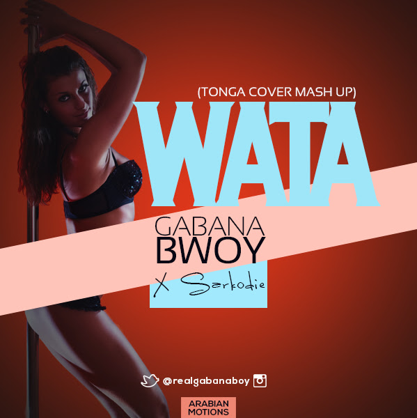 Gabanabwoy X Sarkodie - WATA