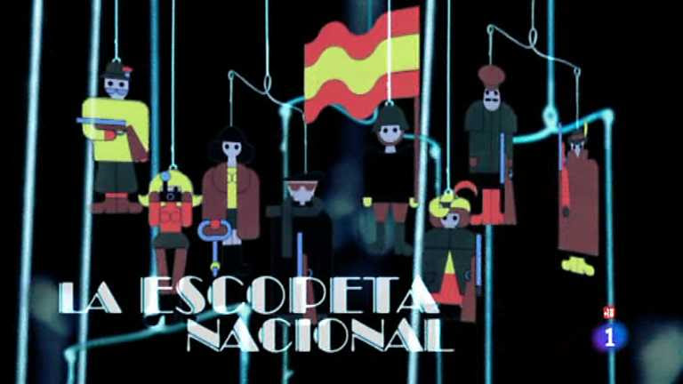 Versión española - La escopeta nacional