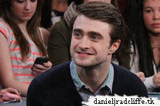 Updated(2): Daniel Radcliffe on New.Music.Live