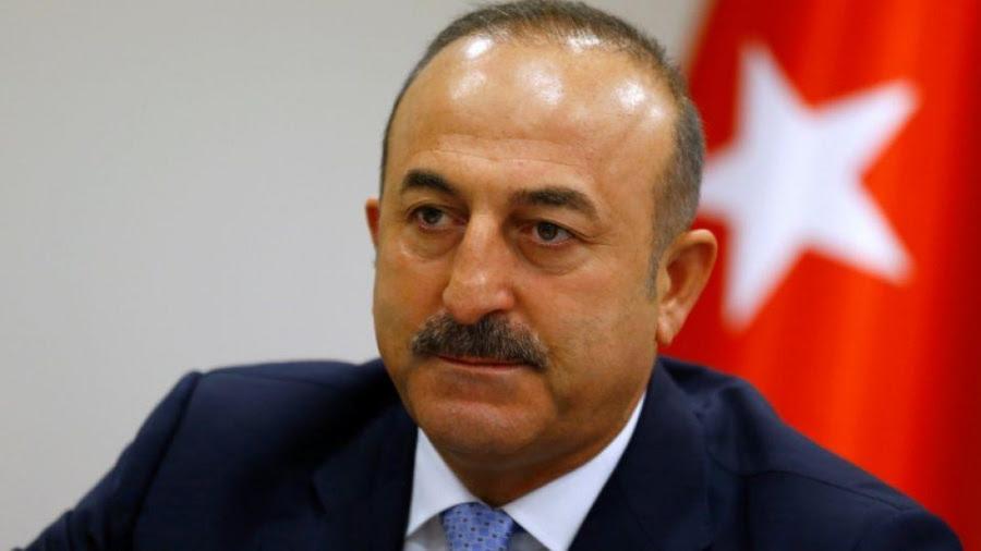 Cavusoglu: Το φυσικό αέριο της Κύπρου να μεταφέρεται μέσω Τουρκίας και τα έσοδα να μοιραστούν μέσω ΕΕ ή εταιρειών