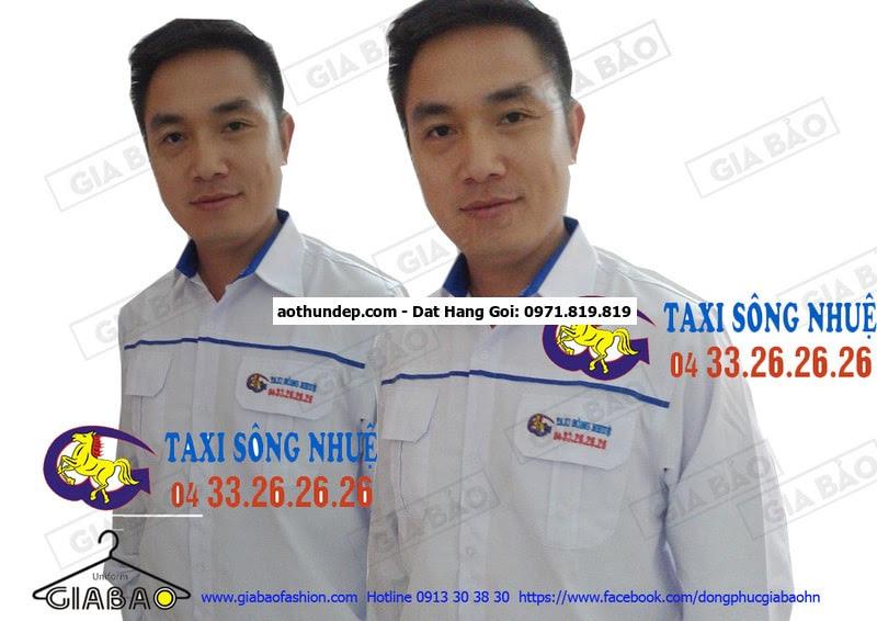 Đồng phục Taxi hiện đã được các doanh nghiệp vận tải đặc biệt quan tâm cả hình  phục Taxi Vinasun có nhiều đi,ểm tương đồng vớ
