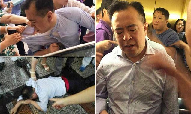 Fanya Metals Exchange founder Shan Jiuliang kidnapped by Chinese investors