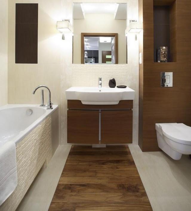 32 moderne badideen – fliesen in holzoptik verlegen