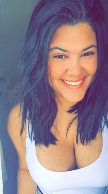 Sabrina Almeida mora em Fortaleza
