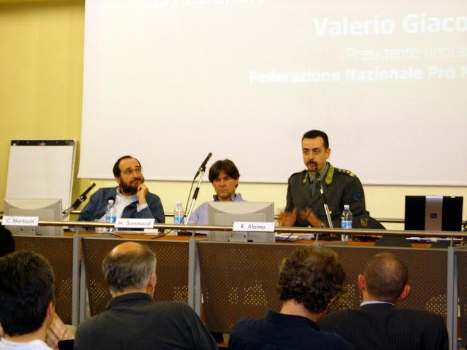 """Convegno: """"Abbandono indiscriminato di rifiuti e discariche abusive nella Provincia di Torino"""""""