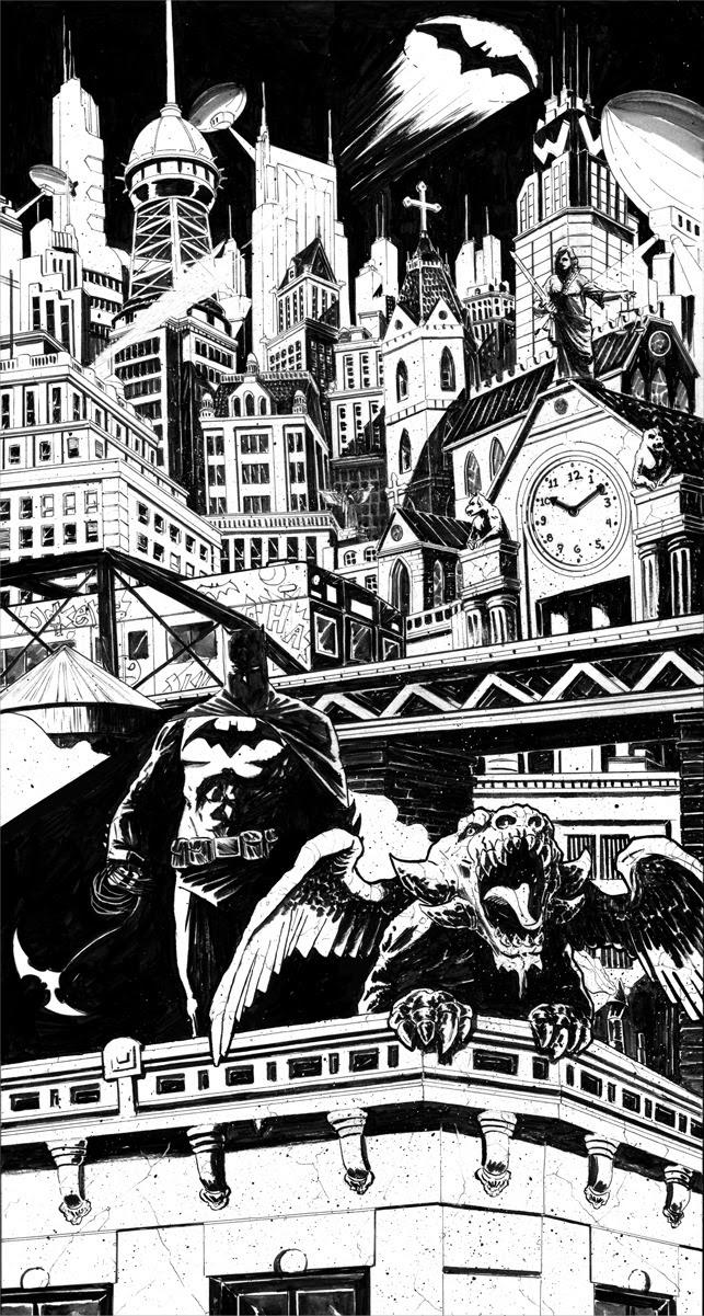 Gotham by Tyler Champion