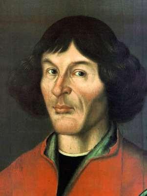 Retrato de Nicolau Copérnico em 1580 Foto: Reprodução