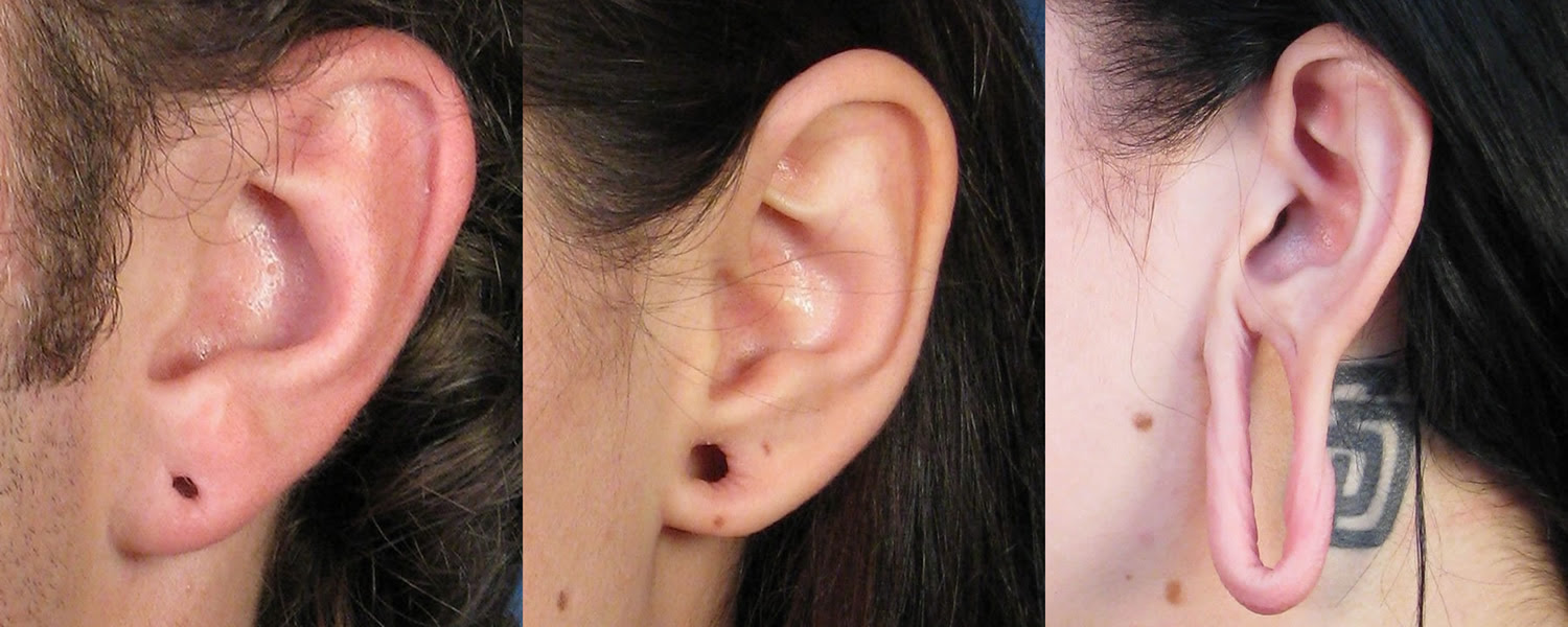 Ear Stretching Your Opinion The Superherohype Forums