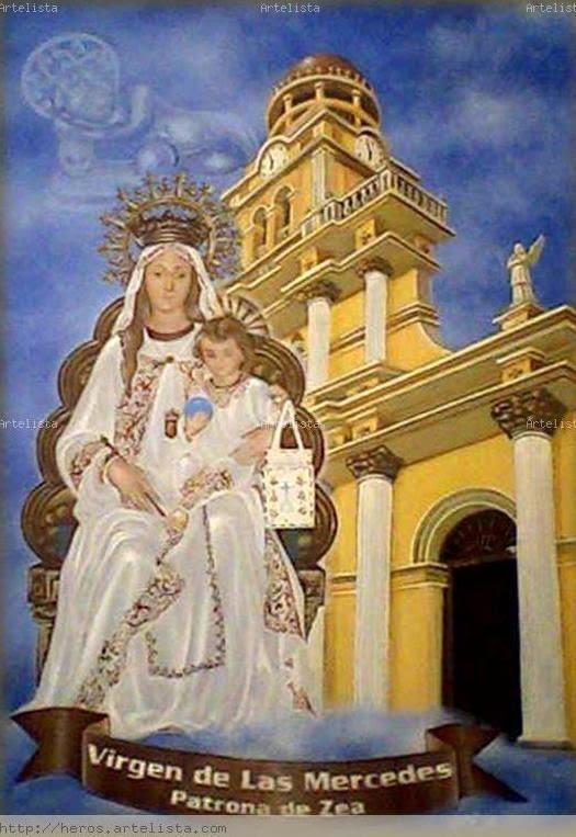Virgen de las mercedes cuba