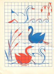 n1 cahier dessin carreau p19