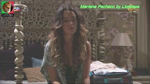 Mariana Pacheco sensual em vários trabalhos
