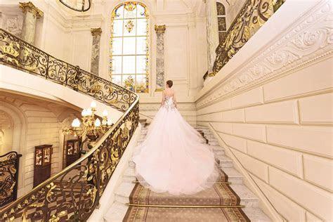 Dream wedding at Shangri La Hotel Paris with Oksana Mukha