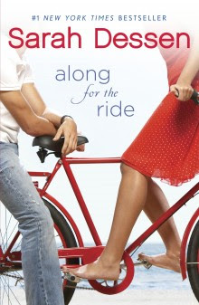 Along for the Ride paperback cover