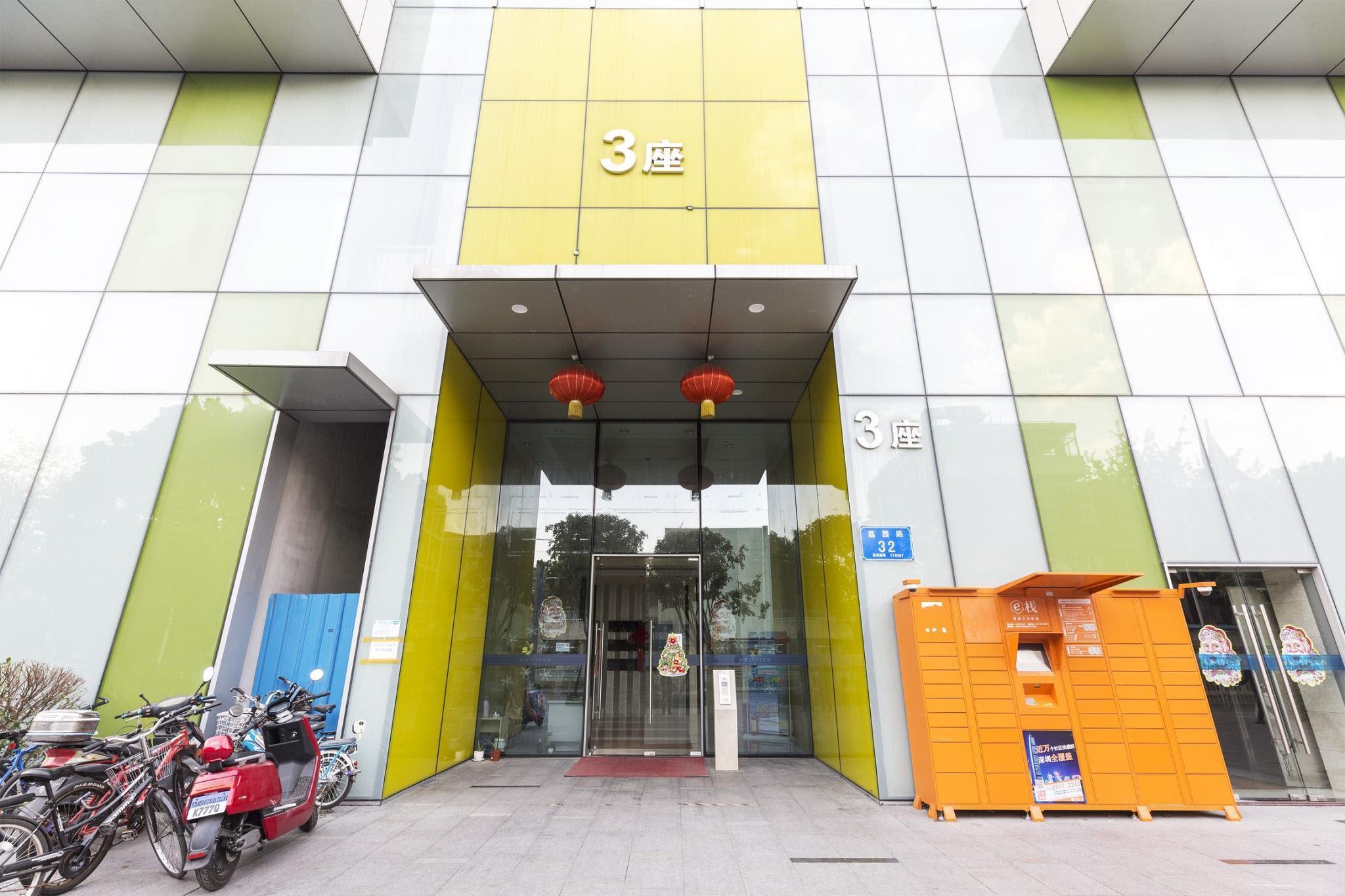 Shenzhen Sky Apartment Discount