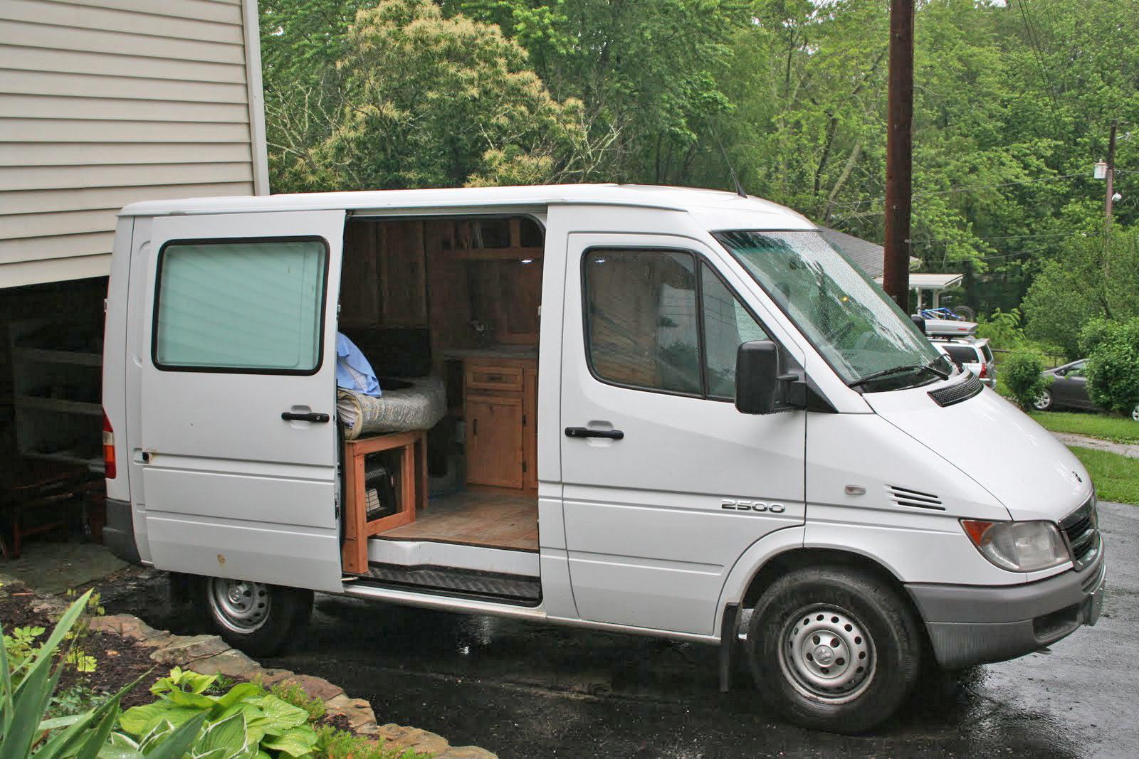 Sprinter RV: Max 2.0, DIY Sprinter Camper Van