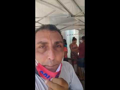 Ele conquistou - Antonio Polêmico: LUTANDO PELO POVO EM BACABAL