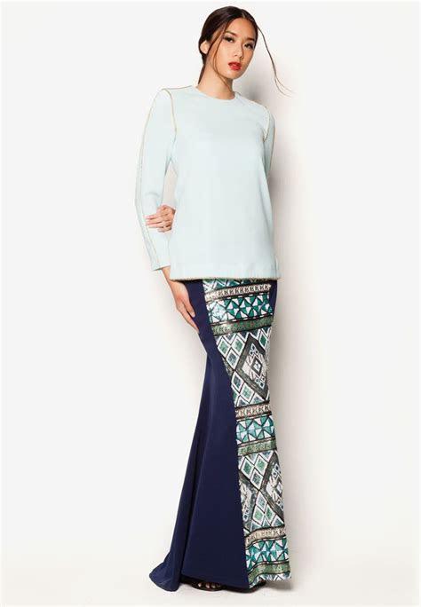 jovian mandagie  zalora art deco aralyn baju kurung