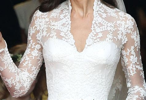 Kate Middleton's Wedding Dress From Every View   POPSUGAR