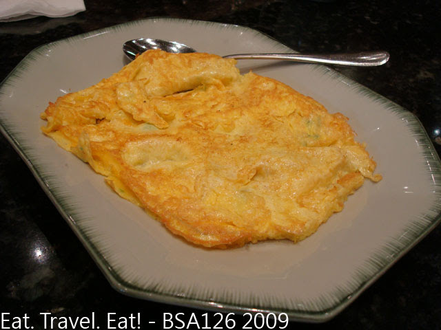 Turnip Scrambled Egg