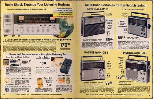1979 Radio Shack Catalog