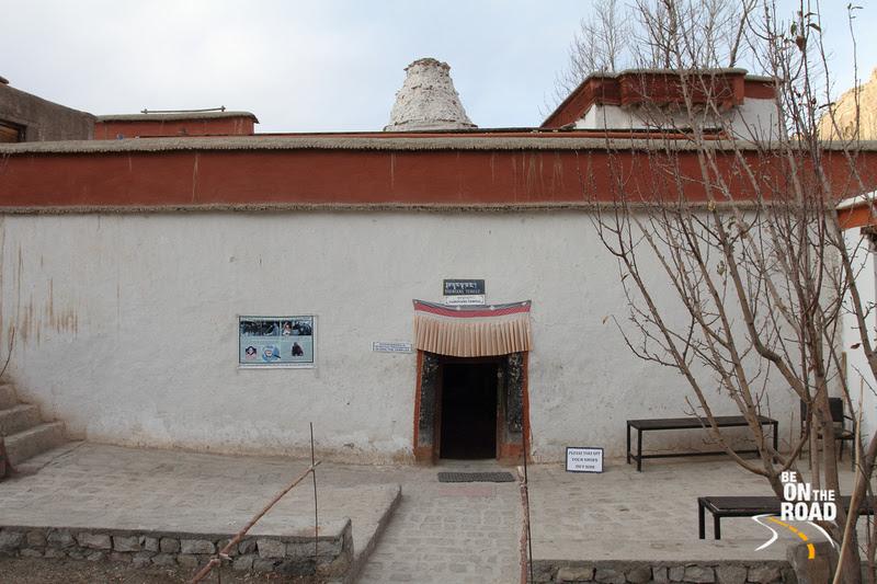 Alchi Monastery - one of the older monasteries of Ladakh