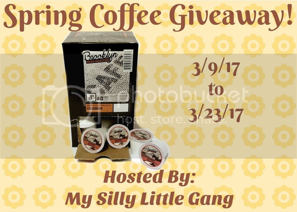 Enter The Brooklyn Bean Roastery Spring Coffee Giveaway. Ends 3/23