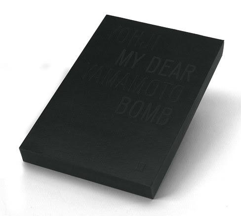 000 Front cover of 'Yohji Yamamoto - My Dear Bomb'