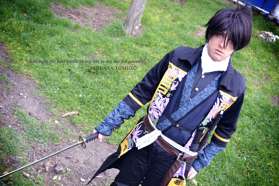 The last battle - Hakuouki by Carlos-Sakata