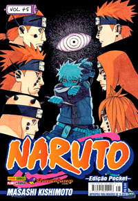 Naruto Pocket 45