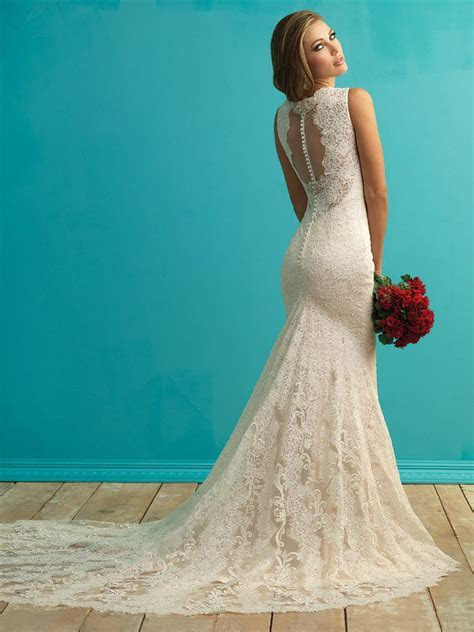 Best 25  Allure wedding gowns ideas on Pinterest   Allure
