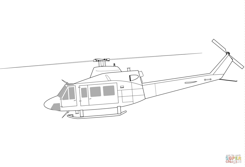 Klick das Bild Bell CH 146 Griffon Hubschrauber