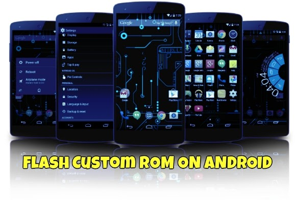 How to Flash A Custom Rom On Any Android Device: Basic